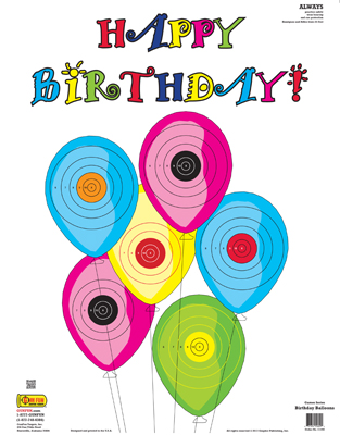 Birthday Ballons 11190 tiny